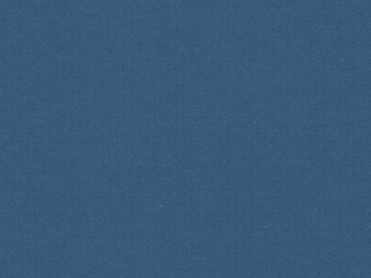 "Crescent Regular<br />Decorative Matboard<br />Volcano Blue 32"" x 40"" 4-Ply"