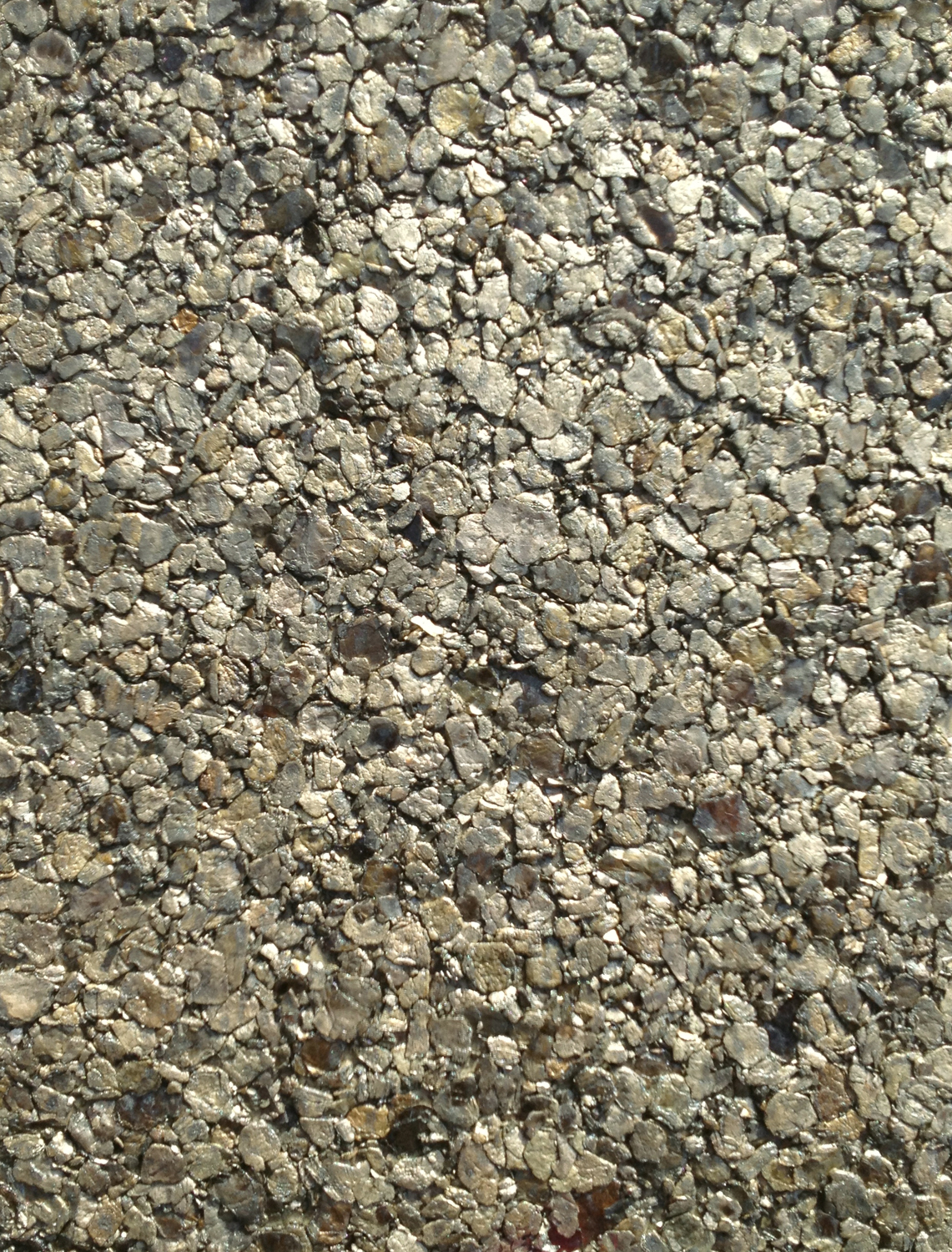 "Crescent Conservation Matboard Couture - Pebbles - Grey Pebbles 32""x40"" 4-Ply"