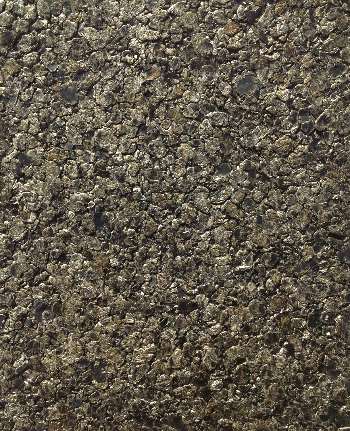 "Crescent Conservation Matboard Couture - Pebbles - Black Pebbles 32""x40"" 4-Ply"