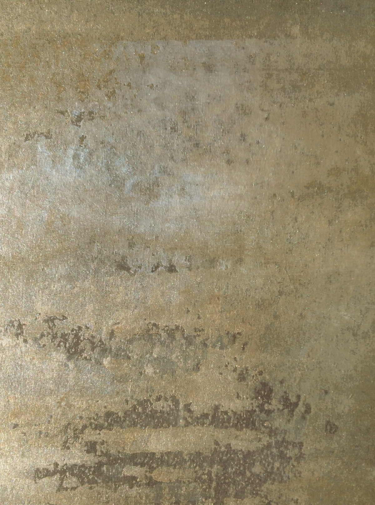"Crescent Conservation Matboard Couture - Molten Metals - Silver Birch 32""x40"" 8-Ply"