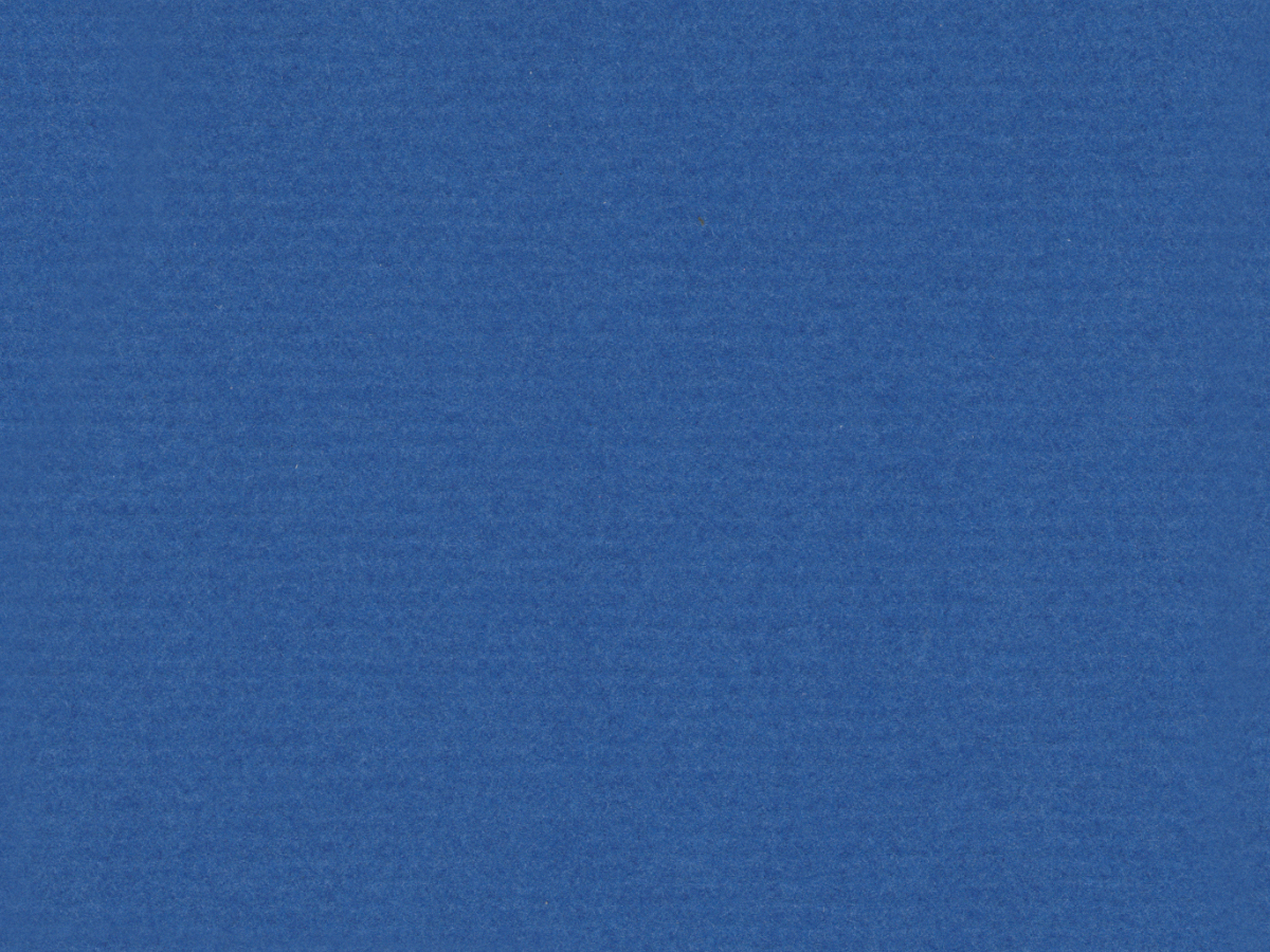 "Crescent Conservation Matboard<br /> Ragmat - Colors<br />Imperial Blue 32"" x 40"" 4-Ply"