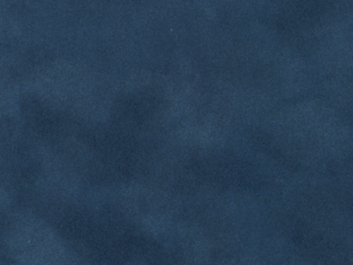 "Crescent Decorative Matboard<br /> Royal Moorman - Black Core Suede<br />Marine Blue 32""x40"" 4-Ply"