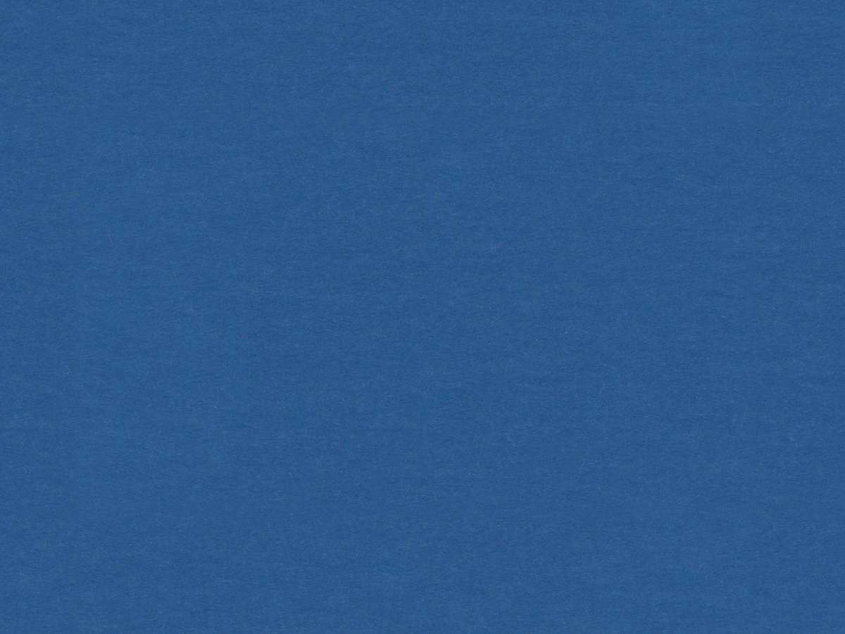 "Crescent Conservation Matboard<br /> Select - Standard Colors<br />Flag Blue 40"" x 60"" 4-Ply"