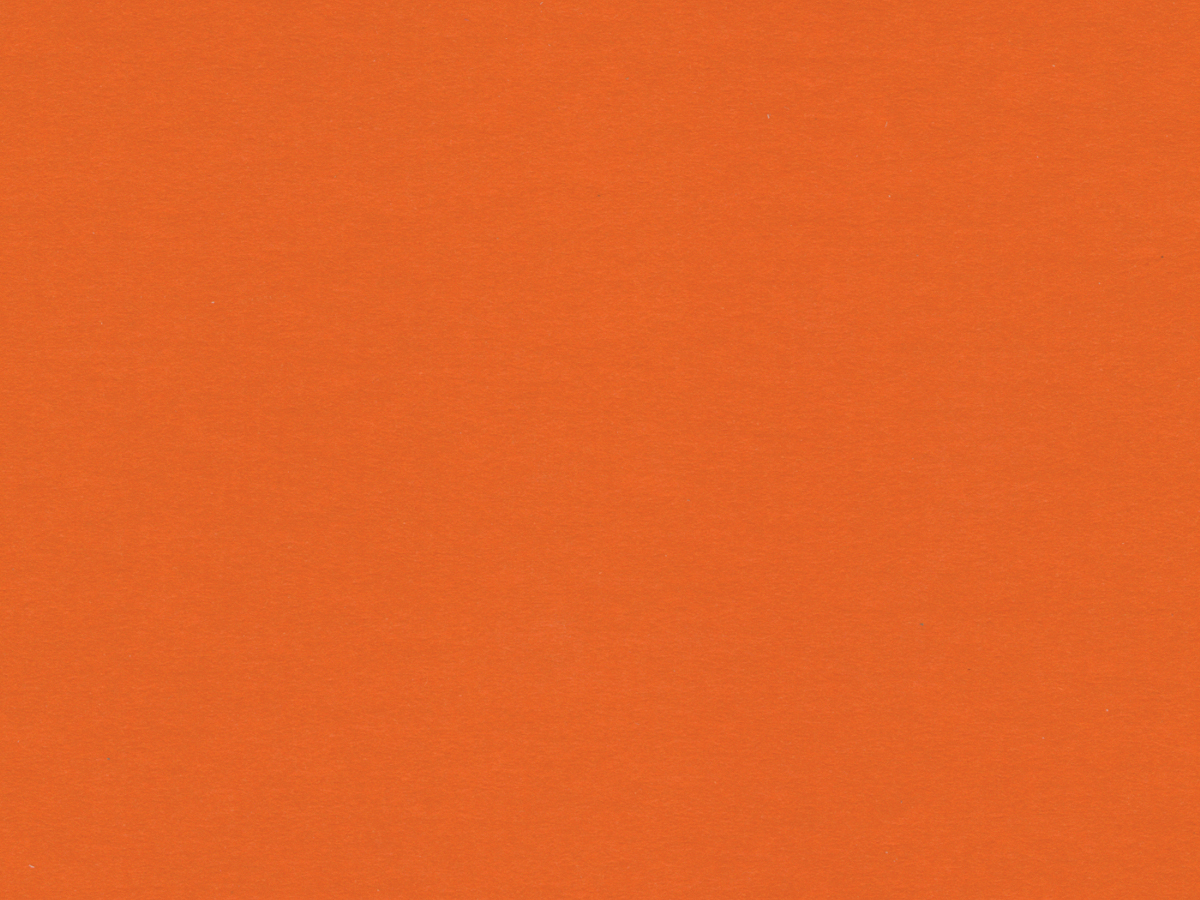 "Crescent Conservation Matboard<br /> Select - Standard Colors<br />Orange Ade 40"" x 60"" 4-Ply"