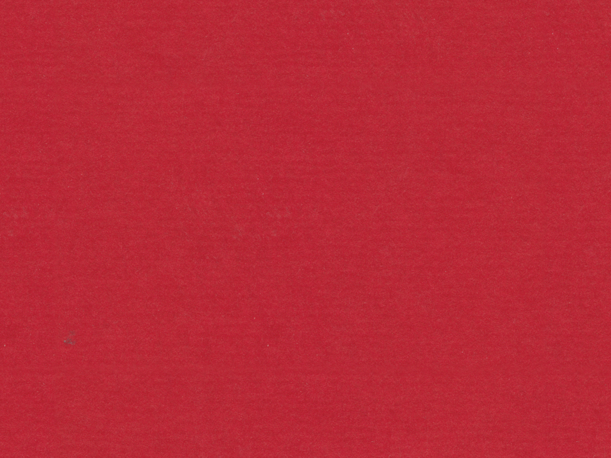 "Crescent Conservation Matboard<br /> Select - Standard Colors<br />All American Red 40"" x 60"" 4-Ply"
