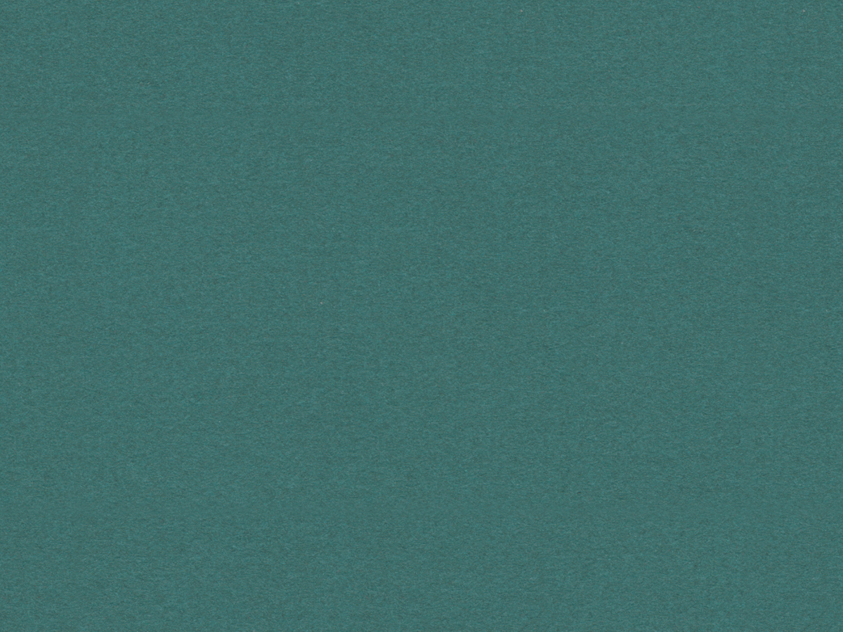 "Crescent Conservation Matboard<br /> Select - Standard<br />Real Teal 32"" x 40"" 4-Ply"