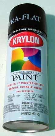 #1602 Krylon spray paint