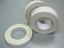 White Flat Back Tape (roll)
