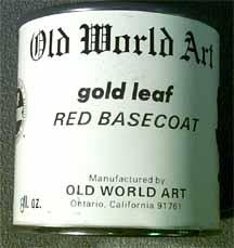 Venetian Red Basecoat <BR> ( 16 oz. )