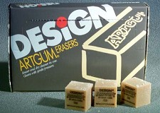 Artgum Erasers <BR> ( package )