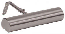 "Pewter Picture Light <BR> ( 14"" Smooth Pewter )"
