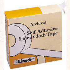 Hinging tape for framing