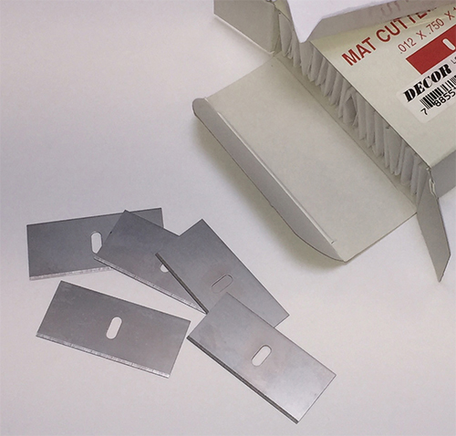 UMS Brand Blades for Logan Cutters