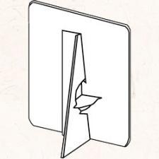 Easel Backs Frames