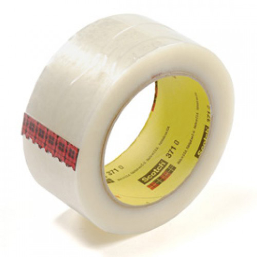 3M™ 371 /Box  Seal Tape 2 x 110  Yards