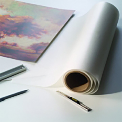 Canvas Texture Heat Seal Film