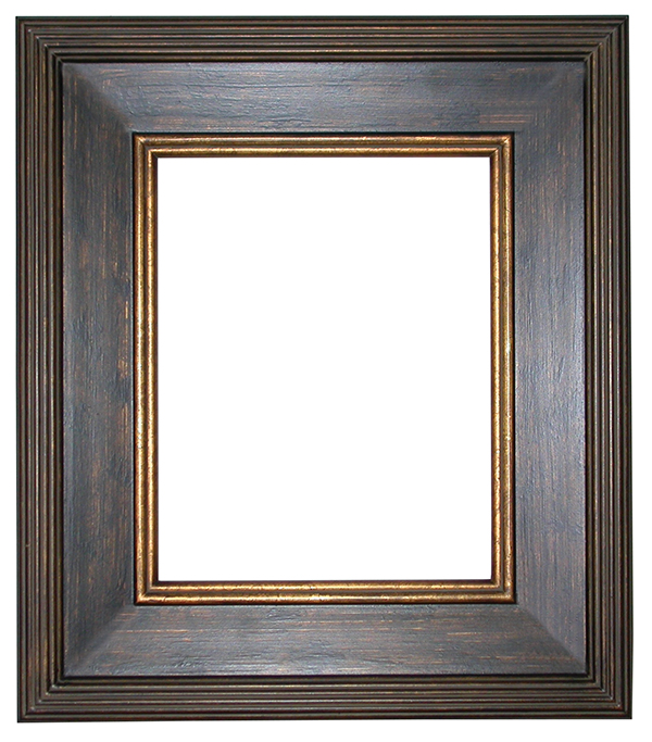 Antique gold12 x 16 picture photo frame hang